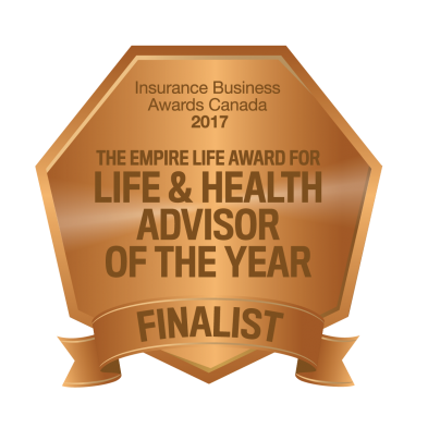 IBAwards CA - Finalist Badges_THE EMPIRE LIFE AWARD FOR LIFE & HEALTH ADVISOR OF THE YEAR